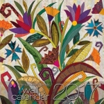 2017 AQS Wall Calendar American Quilter's Society