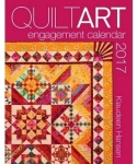 2017 AQS Quilt Art Planner American Quilter's Society
