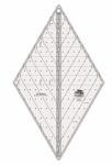 Creative Grids 60 Degree Diamond Ruler CGR60DIA