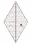 Creative Grids 60 Degree Diamond Ruler CGR60DIA
