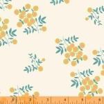 BAUM TEXTILES - Maribel - Dot Floral  FB636