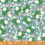 BAUM TEXTILES - Maribel - Packed Floral  FB669