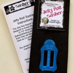 Jelly Roll Sasher by Pauline