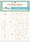 Autumn Love Sew Simple Shapes by Lori Holt