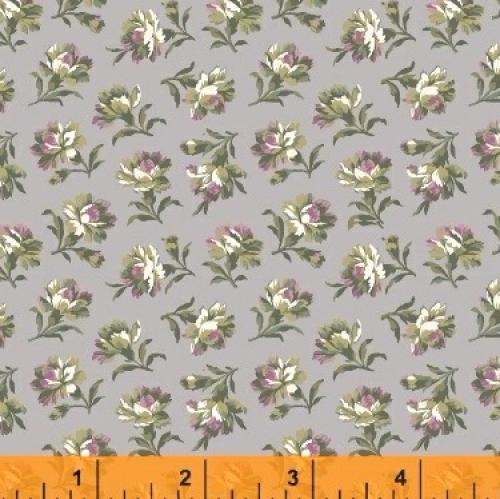 Skinny - SK3610- 3/4 yds - BAUM TEXTILES - Primrose - Mini Floral