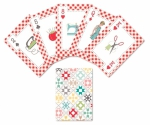 Lori Holt My Happy Place Playing Cards