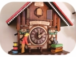 The Quilt Shop Cuckoo Clock 1 Day