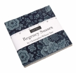 Regency Sussex Charm Pack by Christopher Wilson Tate Moda Precuts
