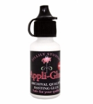 Mini Appli-Glue .5oz - Includes Dropper Tip by Jillily Studio