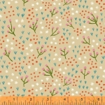 BAUM TEXTILES - Meriwether Tan Frolic - FB7060