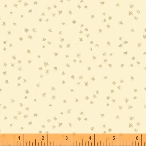 BAUM TEXTILES - Meriwether - Tan Twinkle C77-