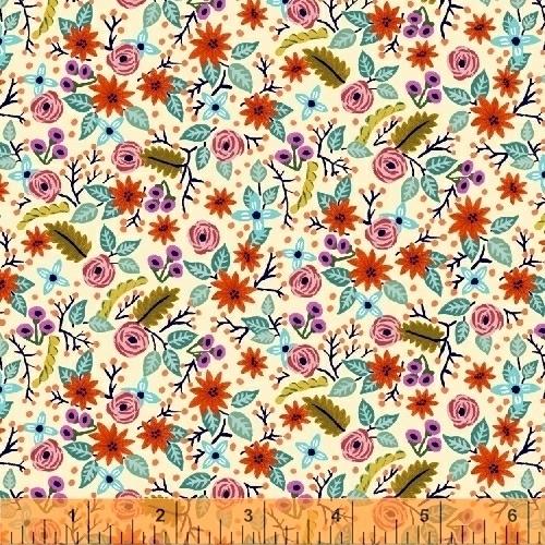 BAUM TEXTILES - Meriwether - Tan High Meadow - FB7040