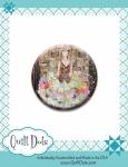 Quilt Dots - The Dress Needle Nanny by Fiberworks
