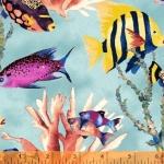 WINDHAM FABRICS - Coral Reef - Coral Reef - FB7068
