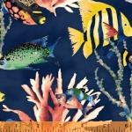 WINDHAM FABRICS - Coral Reef - Coral Reef - FB7069