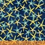 WINDHAM FABRICS - Coral Reef - Starfish - FB7070