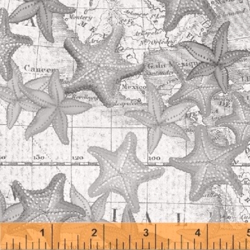 BAUM TEXTILES - Hightide - Starfish - FB7064
