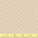 BAUM TEXTILES - Meadow - Tan Floral