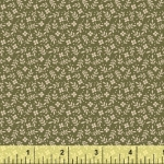 BAUM TEXTILES - Meadow - Green Floral