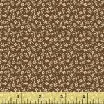 BAUM TEXTILES - Meadow - Brown Floral