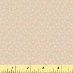BAUM TEXTILES - Meadow - Beige Floral