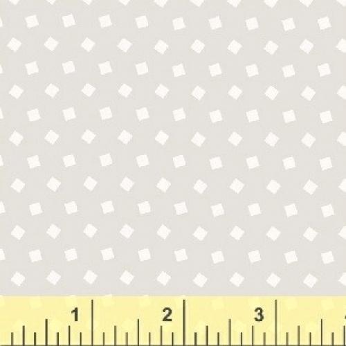 BAUM TEXTILES - Sprinkle Gray - FB7036