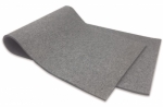 Gray Wool Pressing Mat  22x60