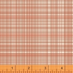 WINDHAM FABRICS - Hand Picked - Red/White - FB7339