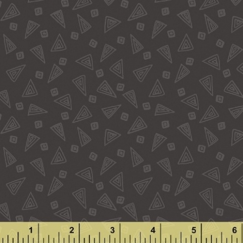WINDHAM FABRICS - Fiesta - Triangles