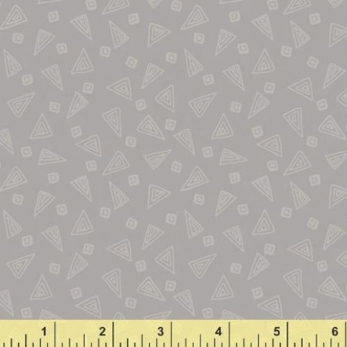 WINDHAM FABRICS - Fiesta - Triangles - 43239-5