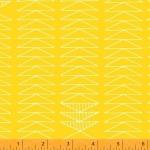 WINDHAM FABRICS - Foundation - Yellow - #1237-