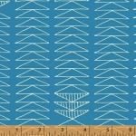 WINDHAM FABRICS - Foundation - Blue - #1238-