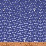 WINDHAM FABRICS - Foundation - Blue - #1228-
