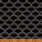 WINDHAM FABRICS - Foundation - Black - #1239-