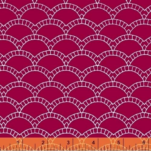 WINDHAM FABRICS - Foundation - Pink - #1240-
