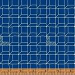 WINDHAM FABRICS - Foundation - Blue - #1233-