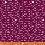 WINDHAM FABRICS - Foundation - Purple - @1234-
