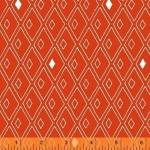 WINDHAM FABRICS - Foundation - Orange - #1244-