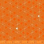 WINDHAM FABRICS - Foundation - Orange - #1231-