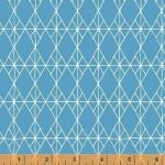 WINDHAM FABRICS - Foundation - Blue - #1248-