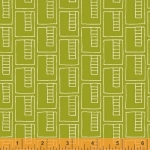 WINDHAM FABRICS - Foundation -  Lime Green - #1241-