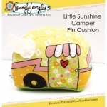 Little Sunshine Camper Pin Cushion Kit Jennifer Jangles