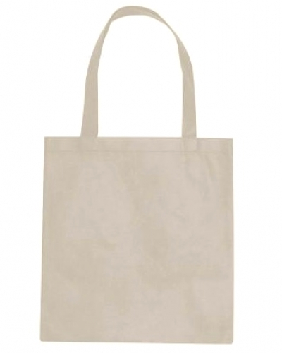 Cream Tote Bag by Dunroven House