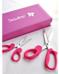 Sewline Scissor Set with Case