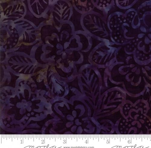 MODA FABRICS - Parfait Batiks - Blackberry - K70000-
