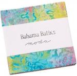 Bahama Batiks Charm Pack Moda Precuts