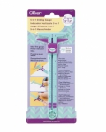 Clover - I Sew For Fun 5-in-1 Sliding Gauge