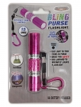 Bling Purse Flashlight Hot Pink