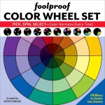 Foolproof Color Wheel Set by Katie Fowler