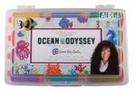 Aurifil Ocean Odyssey Thread Collection 50wt 12 Large Cotton Spools
